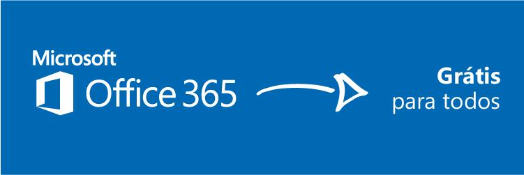 Microsoft Office 365 Grátis