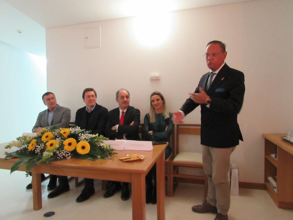 ISAVE e EPATV assinam acordos com Casa da Cerca