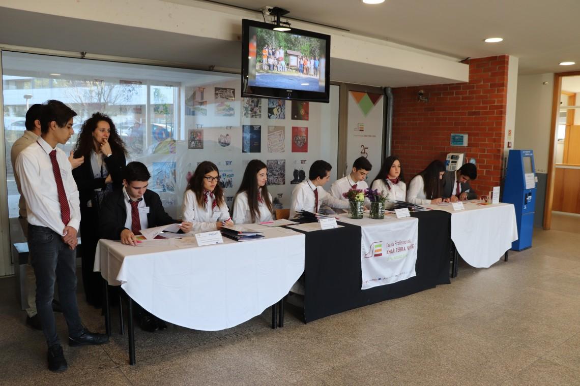 Erasmus+: 200 organizações participantes na EPATV