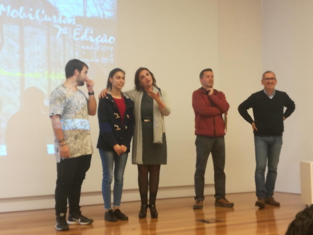 Concurso Mobicurtas: Em primeiro lugar a EPATV.. e em segundo também!