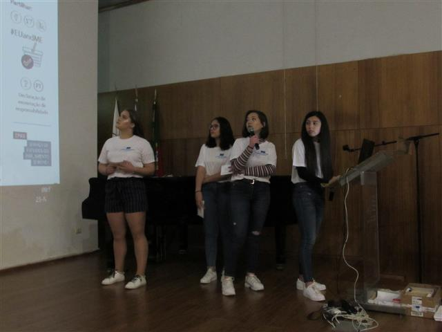 EPATV: sensibiliza estudantes para voto nas eleições europeias
