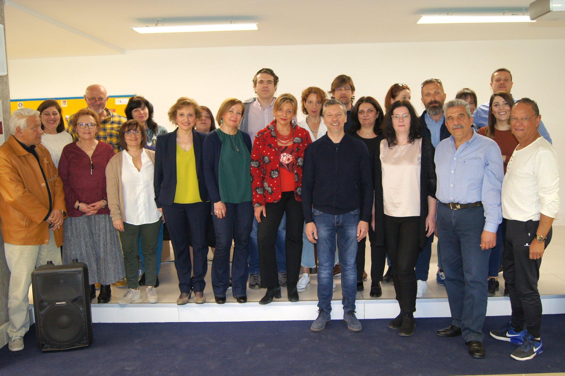 Erasmus+ - EPATV apura práticas de acolhimento a migrantes e refugiados em Itália