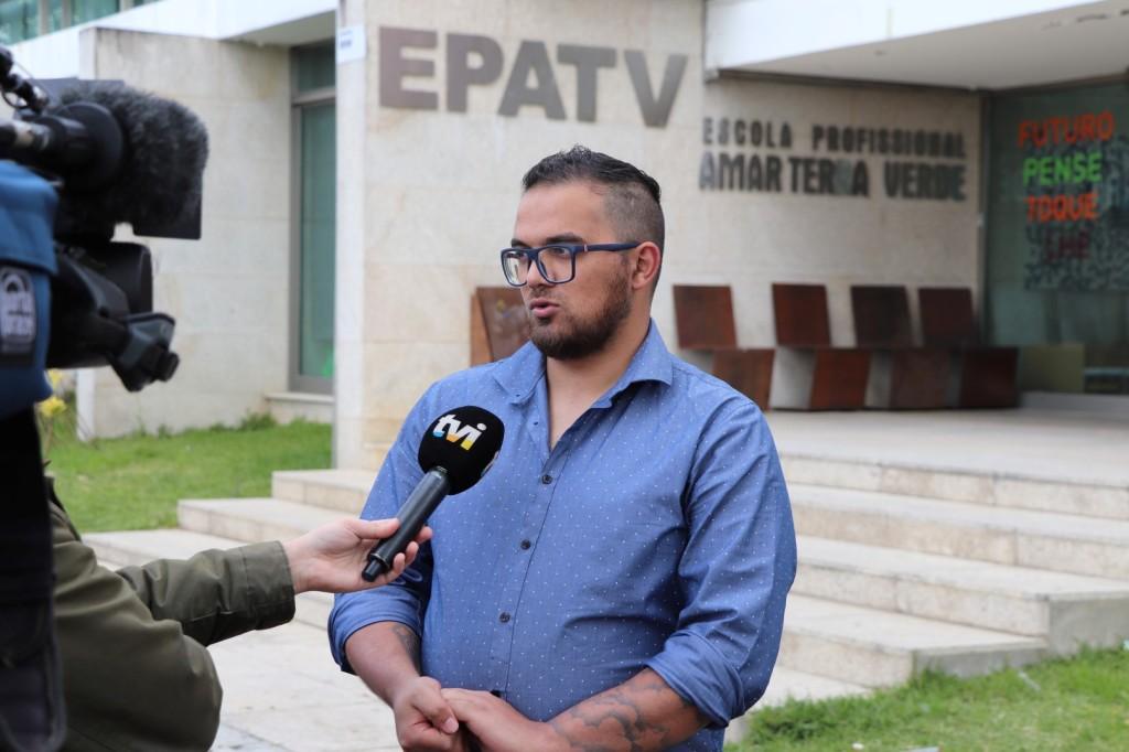 EPATV: escola inclusiva desperta atenção da TVI