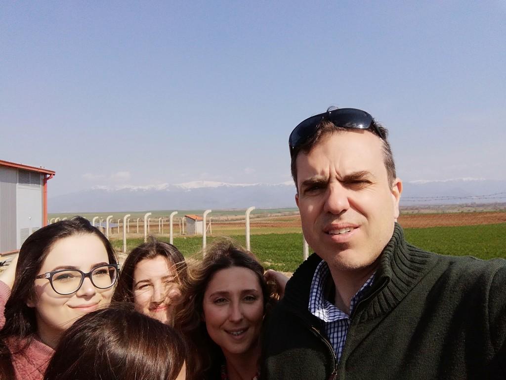 A EPATV discute sustentabilidade em projeto Erasmus+ na Macedónia