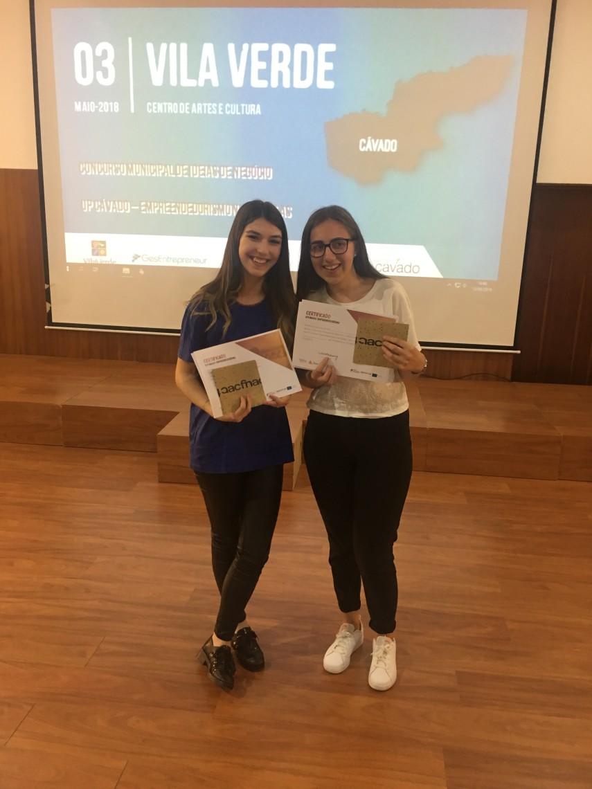 EPATV é a grande vencedora do CONCURSO DE IDEIAS UP CÁVADO