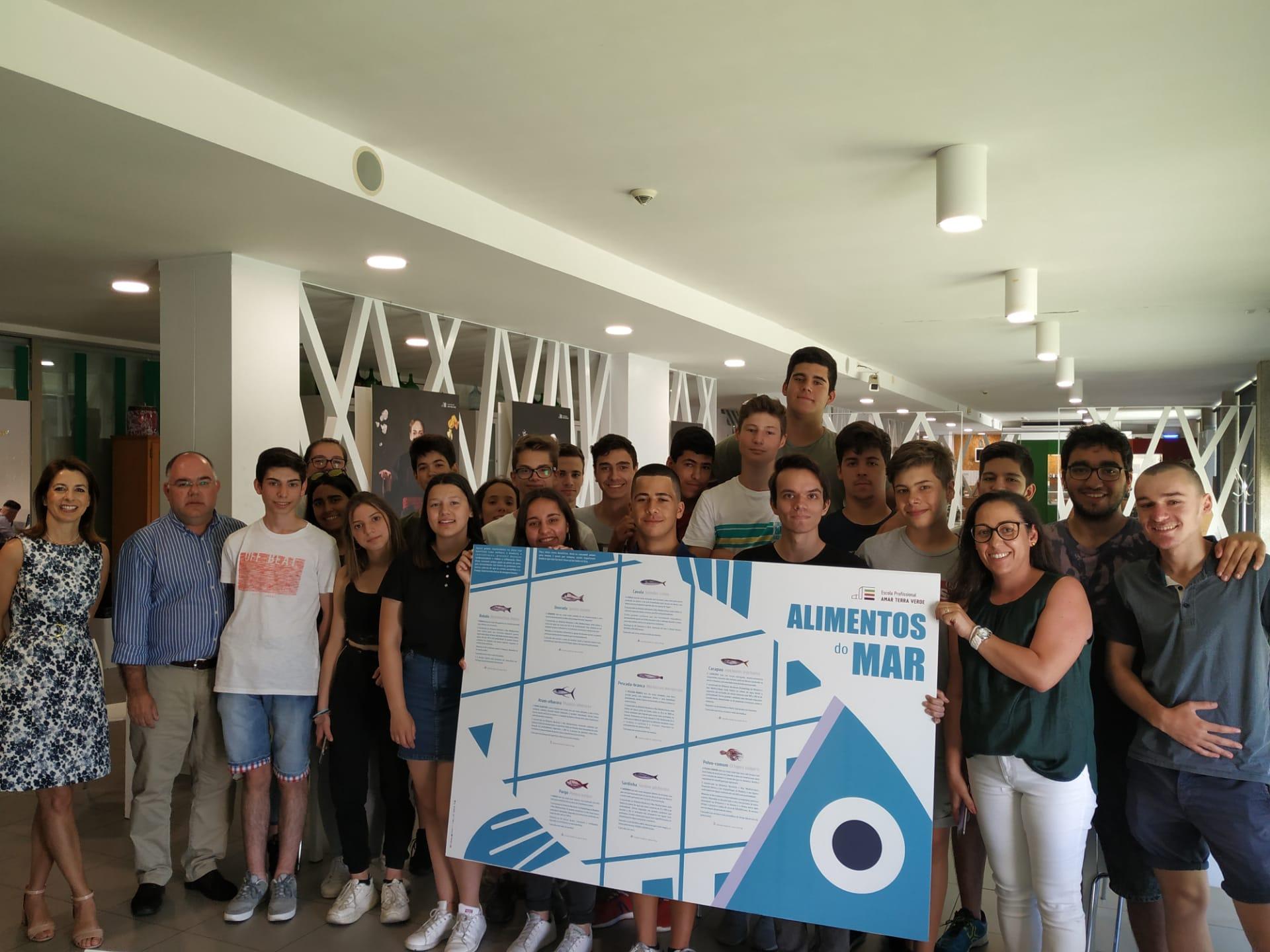 EPATV vence 3º lugar no desafio Painel dos Alimentos