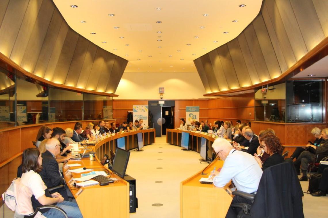 ERASMUS + capacita Técnicos do Centro Qualifica da EPATV