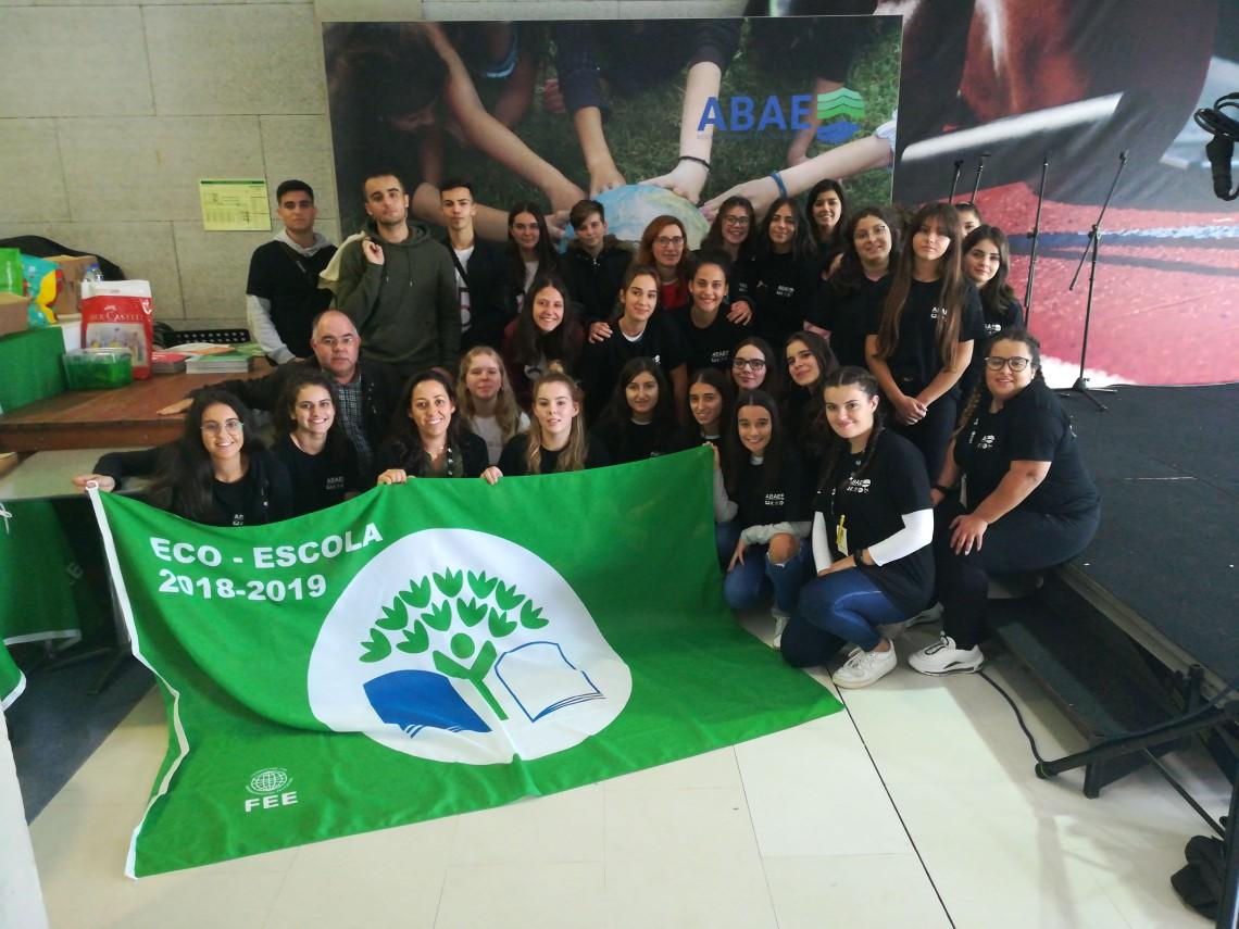 EPATV galardoada com a Bandeira Verde