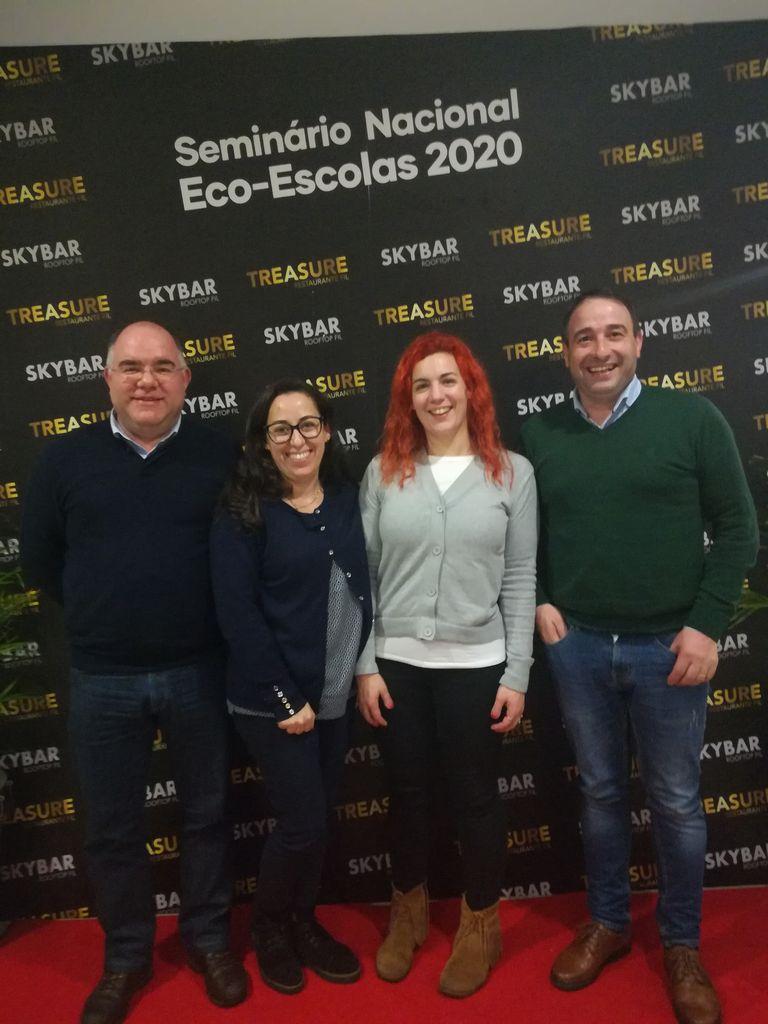 EPATV participa no Seminário Eco-Escolas em Lisboa