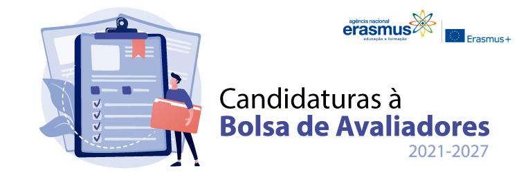 Bolsas de Avaliadores Erasmus+
