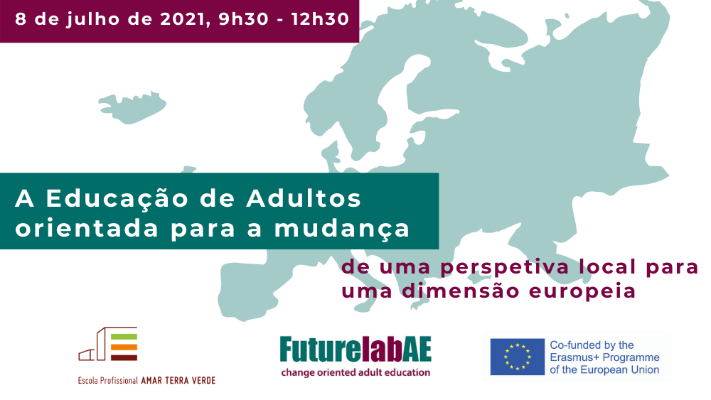 FutureLabAE: Educação de Adultos orientada para a mudança
