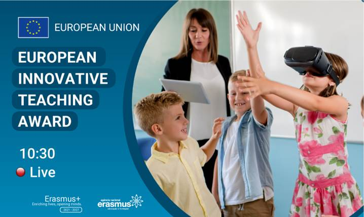 Prémios Europeus do Ensino Inovador (EITA)